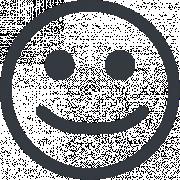 Pictogramme représentant un visage souriant